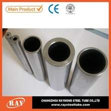 High precision ASTM A519 sch80 SEA1040 round carbon seamless steel tube in machinery