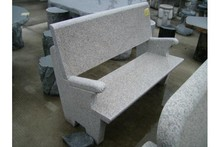 Cheap outdoor natural granite stone tables and benches