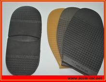 High Quality Rubber Front Sole and Heel for Leather Shoes Rubber Shoes Front Sole and Heel for Leather Shoes