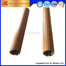 2016 Hot sale aluminum curtain rod wholesale made in china
