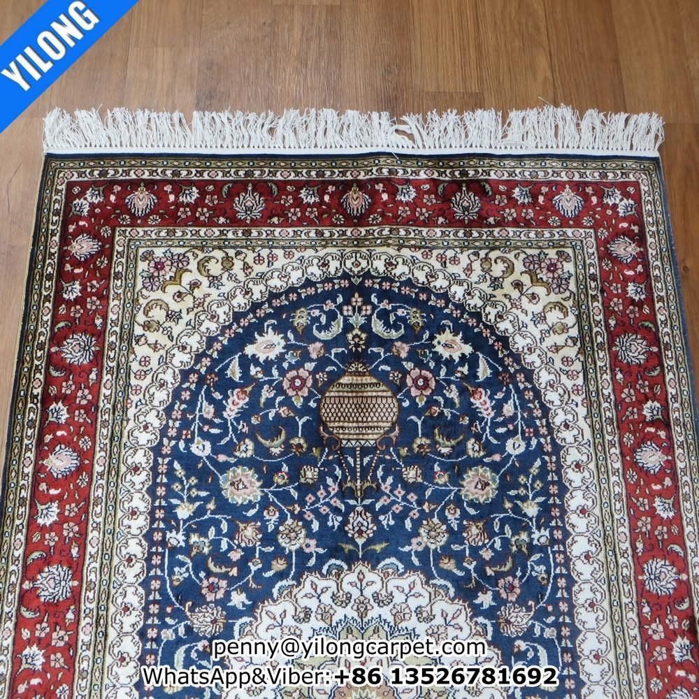 3x5ft traditioneel ontwerp met de hand gemaakt tapijt indiër ...