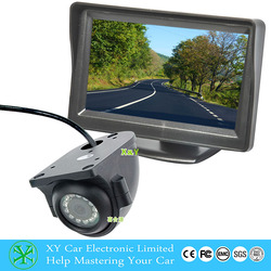 Auto security camera hd car/bus/truck rearview mirror assist reverse vehicle camera XY-1208