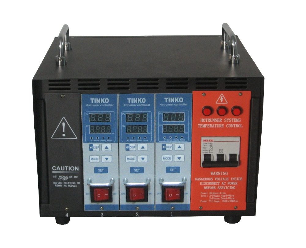 Excellent quality mainframe intelligent temperature controller for heating and thermocouple