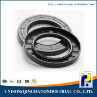 70 hard two lips viton oil seal