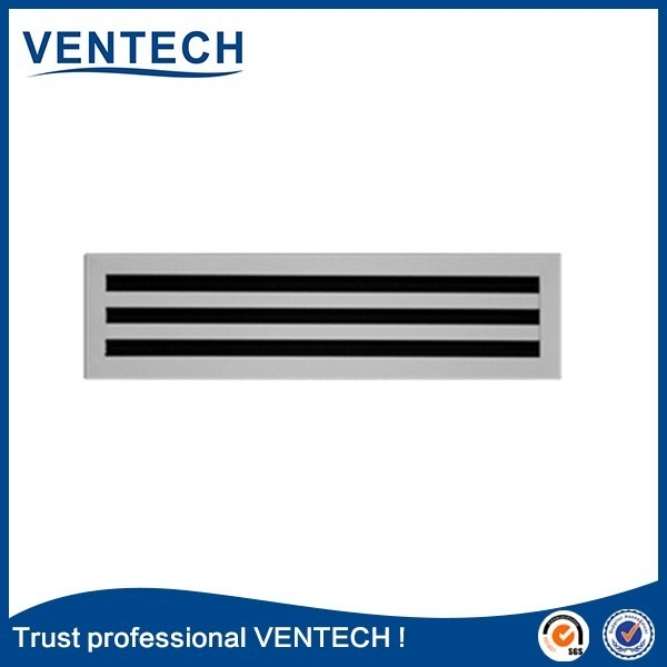 Air vent slot linear grille, hvac slot diffusers ,air conditioning linear grilles diffusers