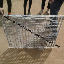 Anping foldable welded mesh dog cage