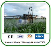 high technology height-adjust wheat/corn spraying machinery