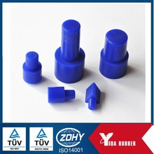 Manufacturer custom made excavator used dust proof EPDM rubber stopper/ silicone rubber plug