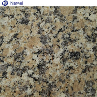 china export decorative color yellow big Giallo Jasmine granite stone price sale in block and cut to size
