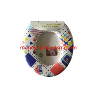 ECO-friendly Foam Soft Warm and Waterproof Toilet Seat Cover,family use or hotel disposable,travelling use