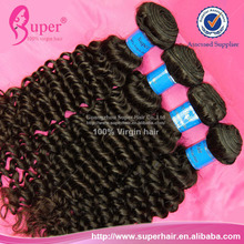 Drawn super quality fast shipping cheap hair,nano ring for hair extension,curly afro Brazilian human hair sew in weave