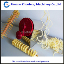 Popular Manual Ribbon Potato cutter