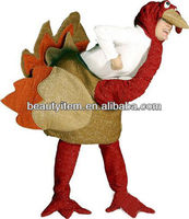 hot sale Turkey Bird Mascot Costumes for adult