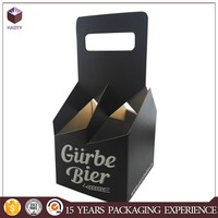 Luxury and elegant recycle wine box made in China