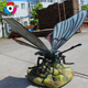 Theme Park Robotic Animal Model Manufacturer,Moving Butterfly