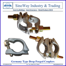 High quality different Types of Scaffolding Pipe Clamps for sale