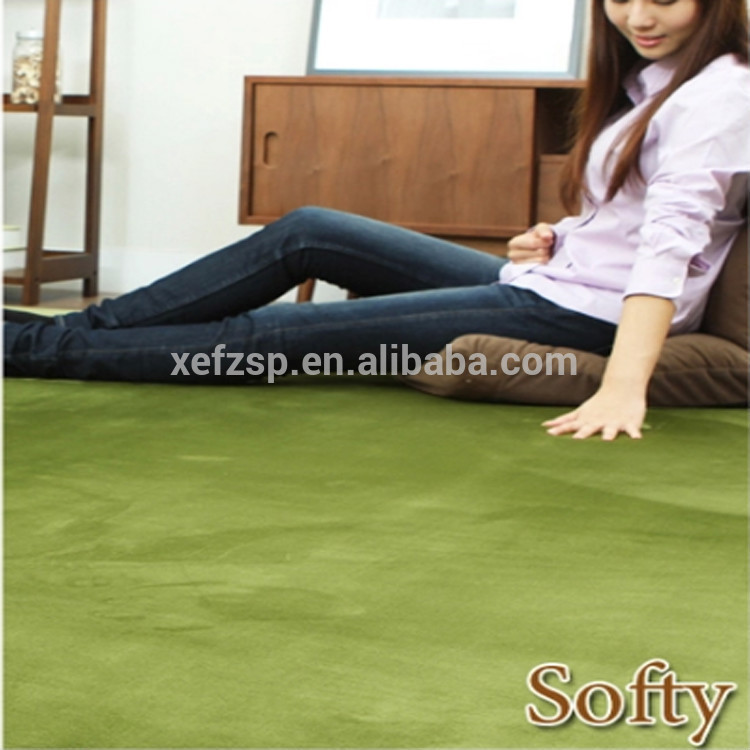 Plain carpets roll heavy duty anti fatigue mats carpet