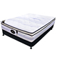 Compressed Queen Size Hybrid Pocket Spring Memory Foam Bed Mattress JT30