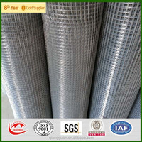"1/4"" gi wire mesh building construction"