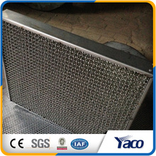 304 Stainless steel Knitted mesh pad Mist Eliminator