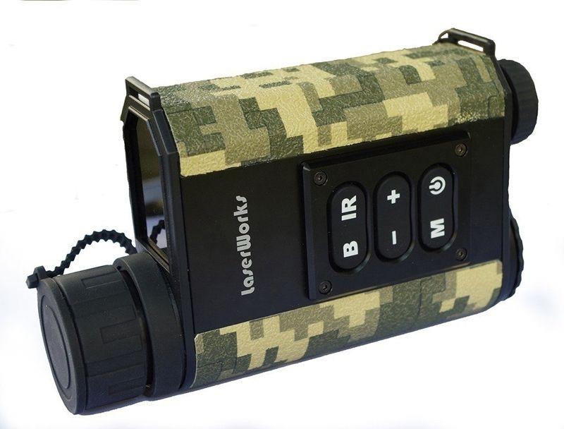 6x32 nachtsicht laser entfernungsmesser fernglas infrarot ir