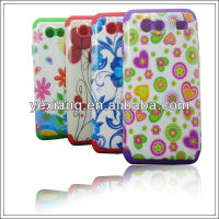 Sublimation print case for samsung i9070 galaxy s advance