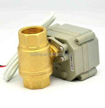 "RoSh DN20 3/4"" Electric Water shut off Valve(T20-B2-B)"