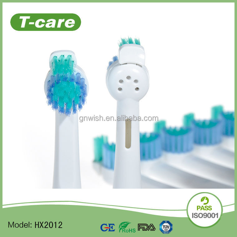 HX-2012SF rotating 3d vibrating toothbrush heads for Philip