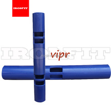 Multifunction Commercial VIPR Rubber Power Training Barrel Gym Equipment