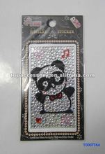 "DIY Mobile Phones Beauty ""Panda "" Stereoscopic Phone case"