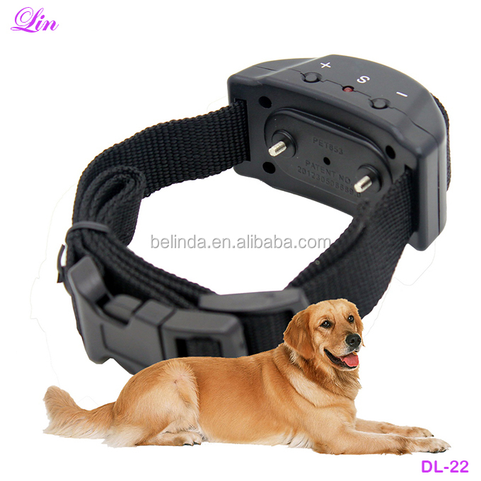 Anti Bark No Barking Remote Pet Dog Training Collar