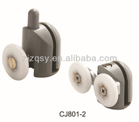 shower room roller/glass door pulley/chain wheel