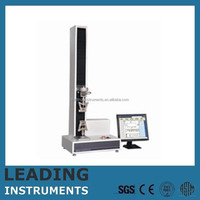 Film high capacity tension lab machine LEADING INSTRUMENTS