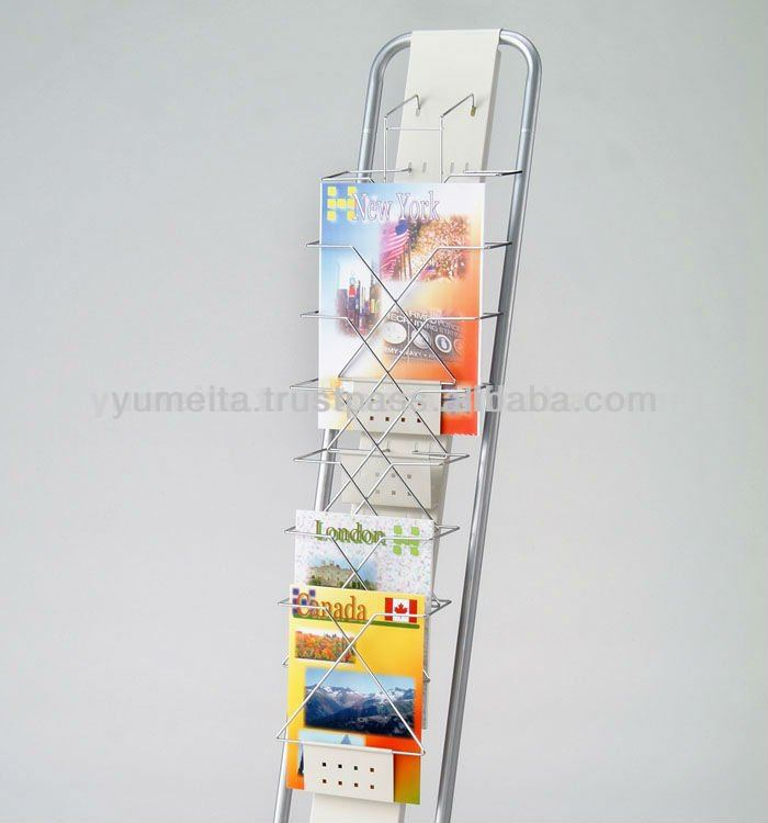 Japanese High Quality Display Stand A4 / B4 Compatible Brochure Holder