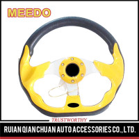 Wholesale high quality 320mm go kart steering wheel