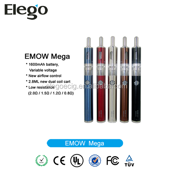 Electronic Cigarette Distributor of Kanger 2014 Newest Kanger EMOW Mega Kit
