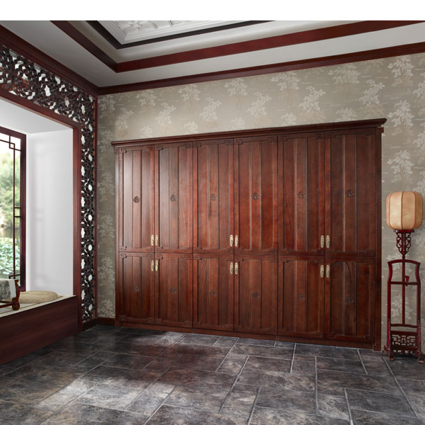 2014 new design customized unique bedroom wall wardrobe for Bedroom wall wardrobe design
