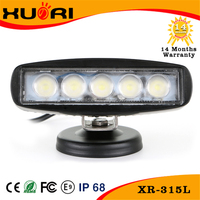 2016 Hot Selling 6000K high quality car accessory 15w led work light ,tractor offroad,motorcycle,truck LED working headlight