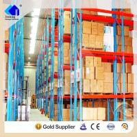 Jrackinghig heavy duty galvanized Q235 warehouse steel Jracking Top quality selective hardware outdoor box beam pallet racking