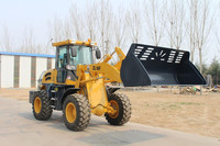 1.6 ton Chinese hot sale ZL16 wheel loader