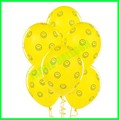 12 inches smile face Balloons for party decoration