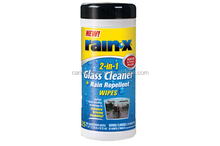 Rain Repellent Car Glass Wipes Window Wet Wipes