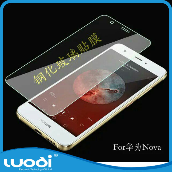 Hot Sale for huawei Nova tempered glass screen protector