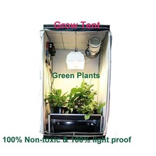 Hydroponic indoor growing Led grow tent kit/Agriculture systems led grow light complete kit