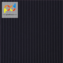 1515# Factory Wholesale stripe dyed cotton knitting heavy ponti roma fabric for dress trouser