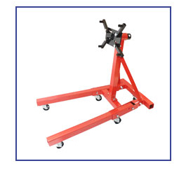 2 Ton Foldable Hydraulic Jack Engine Crane with CE Certificate