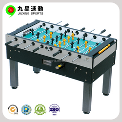 Heavy duty MDF coin operated 5ft public football table game
