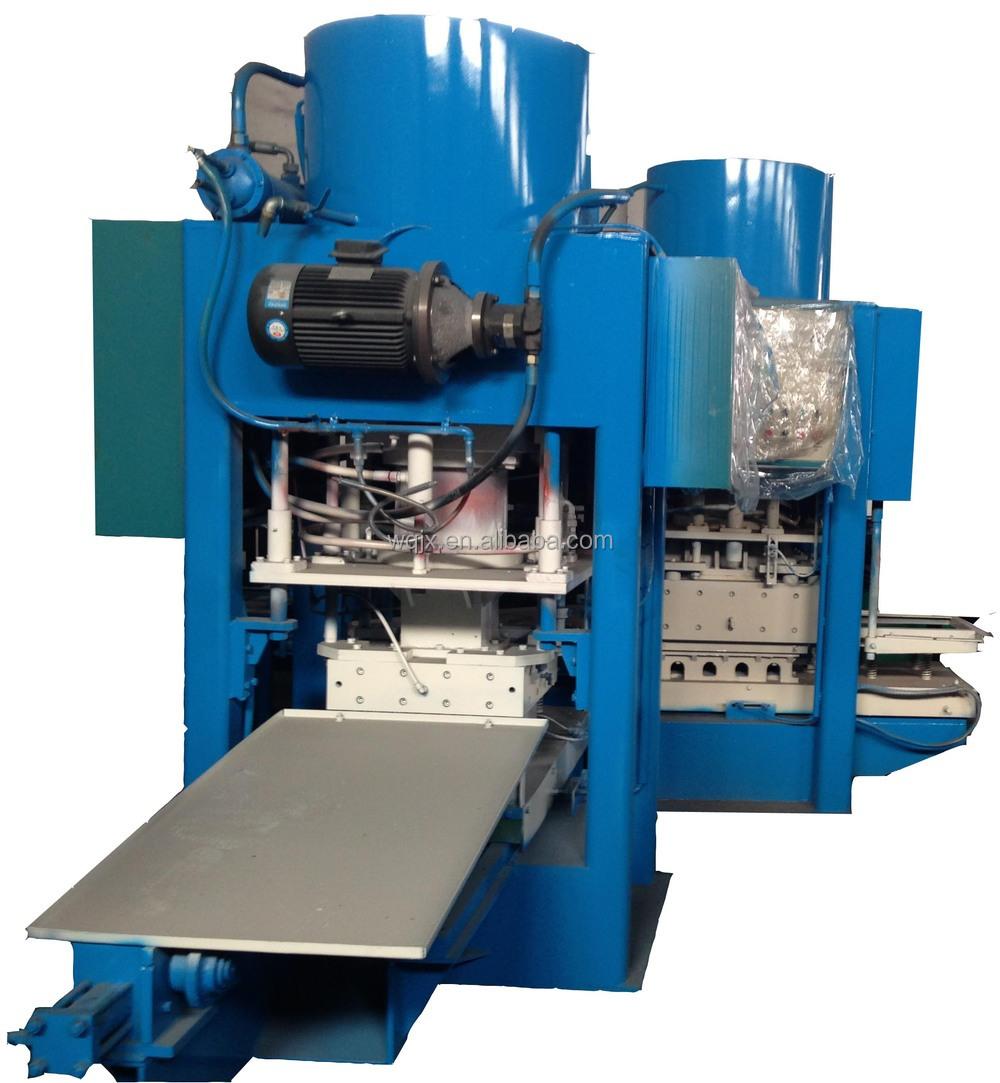 Floor Tile Equipment : Terrazzo tile making machine floor for