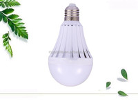Modern AC/DC 85-265V remote control led light bulb promotional battery backup emergency led lighting with factory price