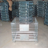 Custom Galvanized Cages Steel Storage Cages for warehouse use